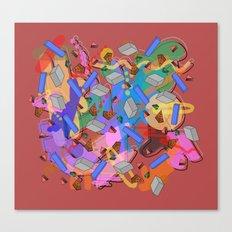 Muraka Canvas Print