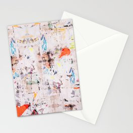 Lick wall Stationery Cards