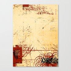 balance 20 Canvas Print