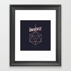 Another Universe Framed Art Print