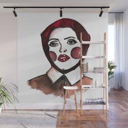 Portrait  Wall Mural