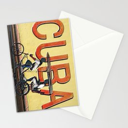 Viva Cuba Libre! Stationery Cards