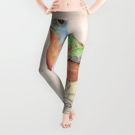 Painted Bunting Leggings