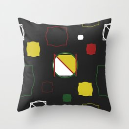 Logo Love Throw Pillow