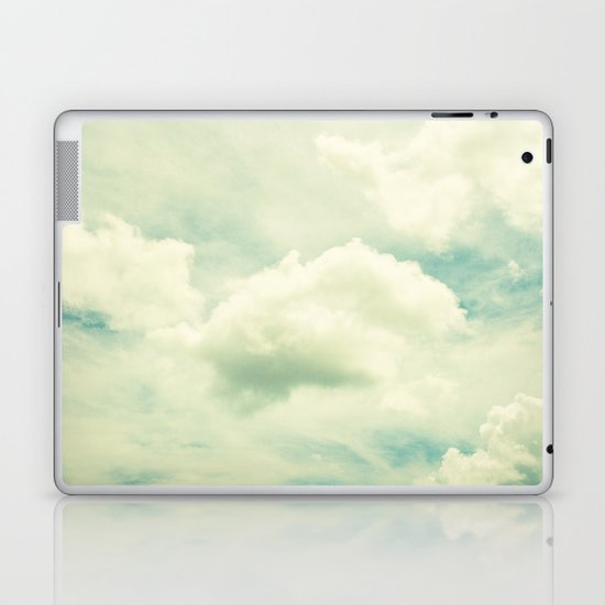 Clouds Laptop & iPad Skin