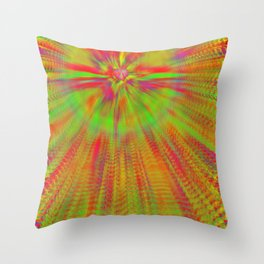 Wholehearted colors ... Throw Pillow