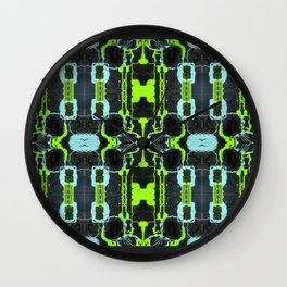 Cyber Mesh Wall Clock