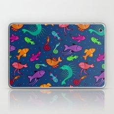 extraordinary sea creatures Laptop & iPad Skin