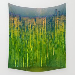 Kryptonic Place / Urban 25-12-16 Wall Tapestry