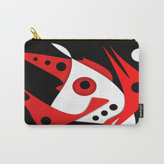 Abstract #354 Carry-All Pouch