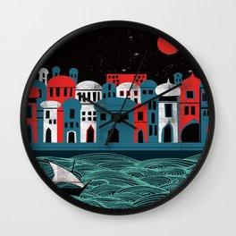 Scheherazade - Rimsky Korsakov Wall Clock