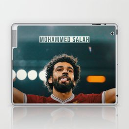 Mohammed Salah Laptop & iPad Skin