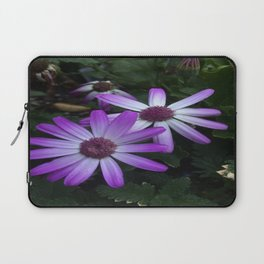 A Sniff of Purple Laptop Sleeve