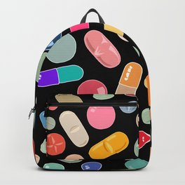 Unicorn Vitamins Backpack
