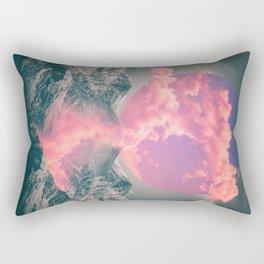 Ruptured Soul  Rectangular Pillow