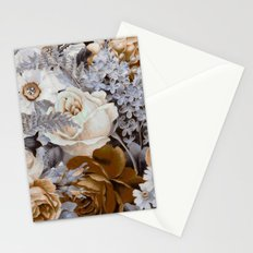 wintery oral Stationery Cards