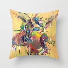 Etilazh Throw Pillow