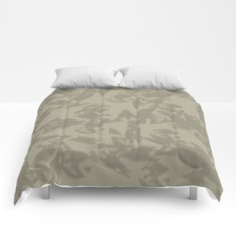 Eagle Taupe Gray Comforters