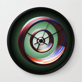 Three Rings Wall Clock