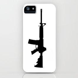 AR-15 iPhone Case