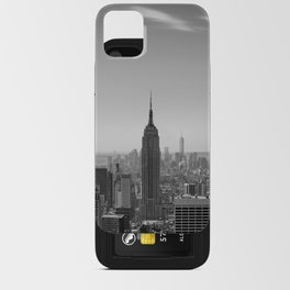 New York City - Empire State Building iPhone Card Case