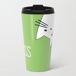 Hiss Travel Mug