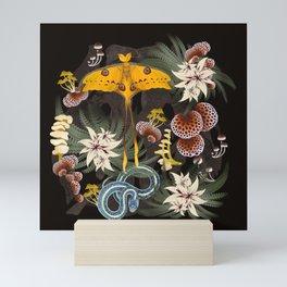 Secrets of the Dark Forest Mini Art Print