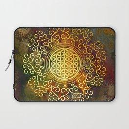 Flower Of Life (Batik 2) Laptop Sleeve