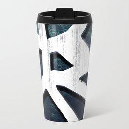 Punctured Forest Travel Mug