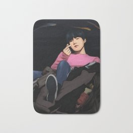 Bts Korean Bath Mats | Society6