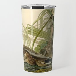 Mallard Ducks Travel Mug
