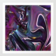 Z9 Fractal Art Print