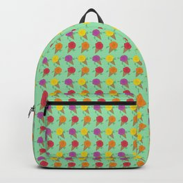 Roses are Rainbow Sorbet Backpack