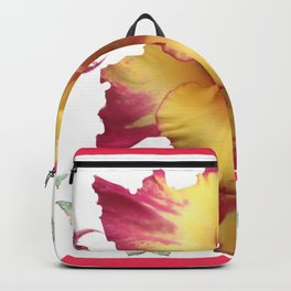 Butterflies Fairies and The Gladiola  Backpack