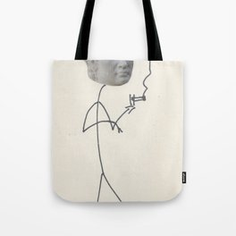 Moody David Tote Bag