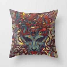 Fountainhead Throw Pillow