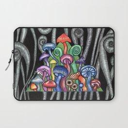 Mushroom Void Laptop Sleeve