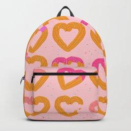Churro Hearts Backpack