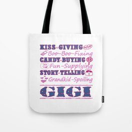 I'M A PROUD GIGI! Tote Bag