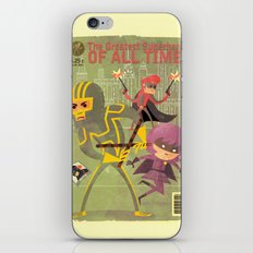 kick ass fan art 2 iPhone & iPod Skin