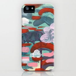 Our Own Piece of Earth iPhone Case