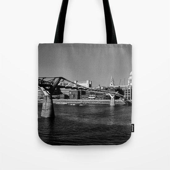 Views To St. Pauls Tote Bag