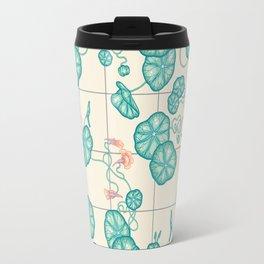 Dream spring is coming. Travel Mug