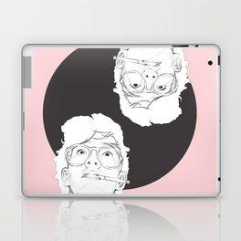 smokin matt Laptop & iPad Skin