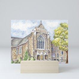 St. Agnes Mini Art Print
