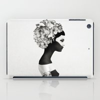 okay iPad Cases featuring Marianna by Ruben Ireland