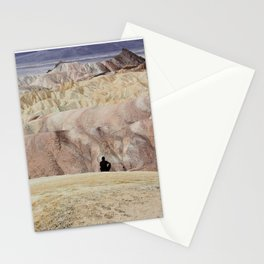 Zabriskie Point Stationery Cards