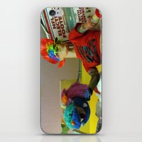cleveland iPhone & iPod Skins featuring Cleveland Rocks by Nevermind the Camera