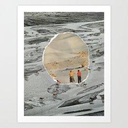 portal (ii)  Art Print