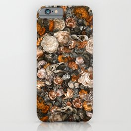 Baroque Macabre LTD iPhone Case